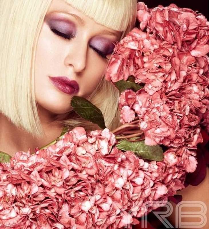 "Paris Hilton auf dem ""YRB""-Cover"