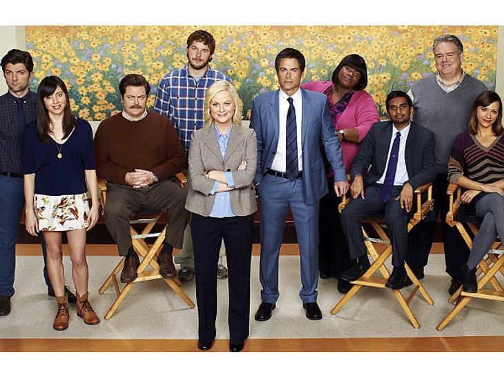 """Es gibt schon insgesamt fünf Staffeln von """"Parks and Recreation"""" - auf Comedy Central startet am 15. Juli 2013 Staffel zwei."""