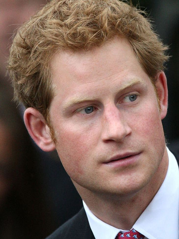 Prinz Harry bombardiert Cressida Bonas mit SMS