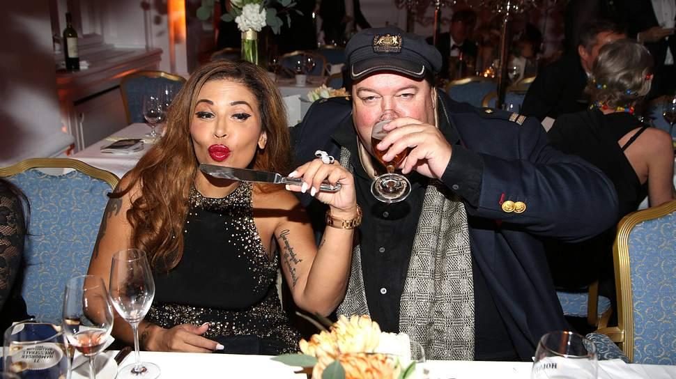 Patricia Blanco und Andreas Ellermann - Foto: IMAGO / Eventpress
