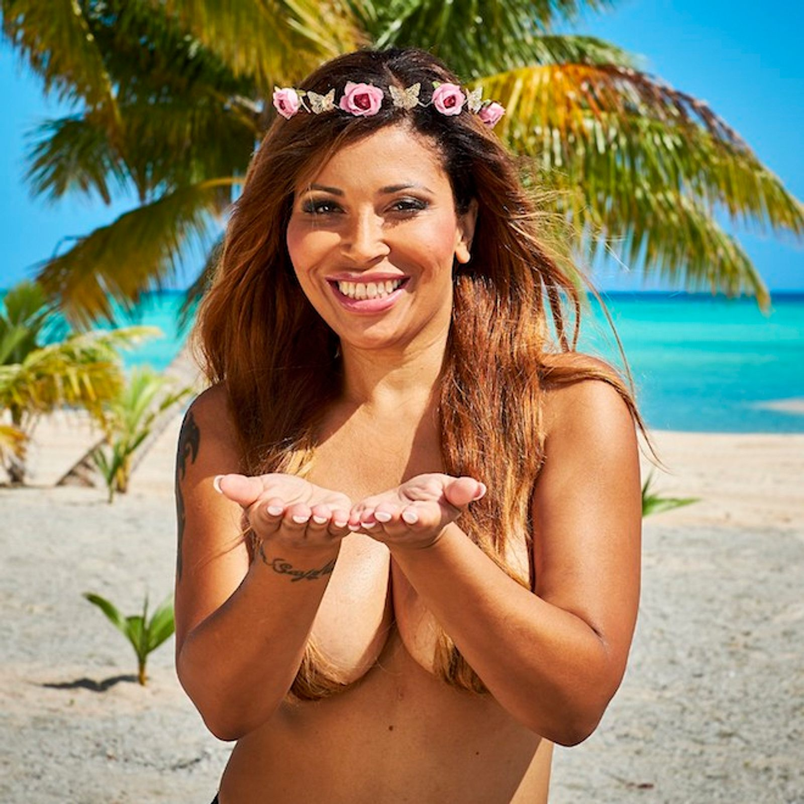 Patricia Blanco: Deshalb geht sie zu Adam sucht Eva