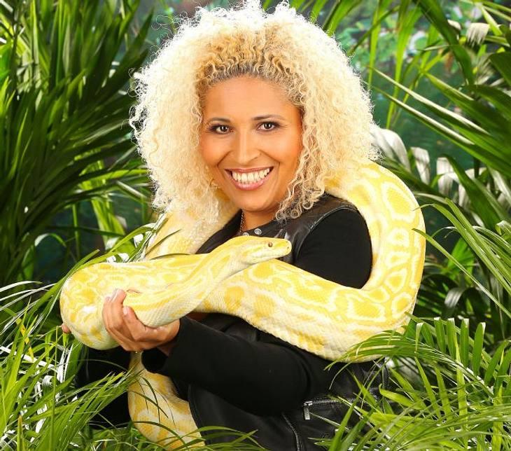 Patricia Blanco 2015 im Dschungelcamp