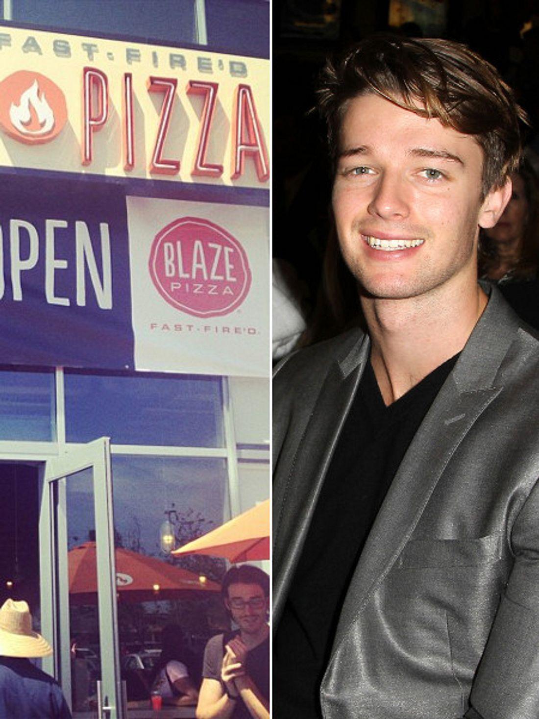 Patrick Schwarzenegger besitzt ein Pizza-Restaurant.
