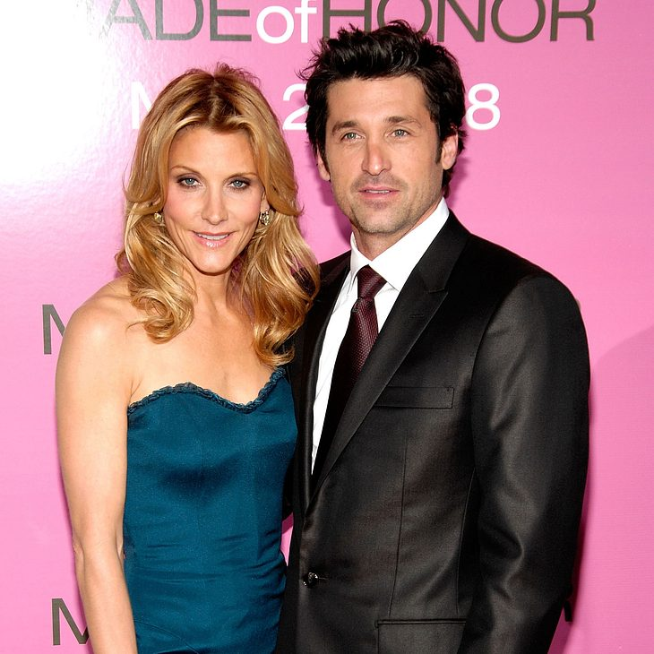 Patrick Dempsey Jetzt Soll Kind Nr 4 Kommen Intouch