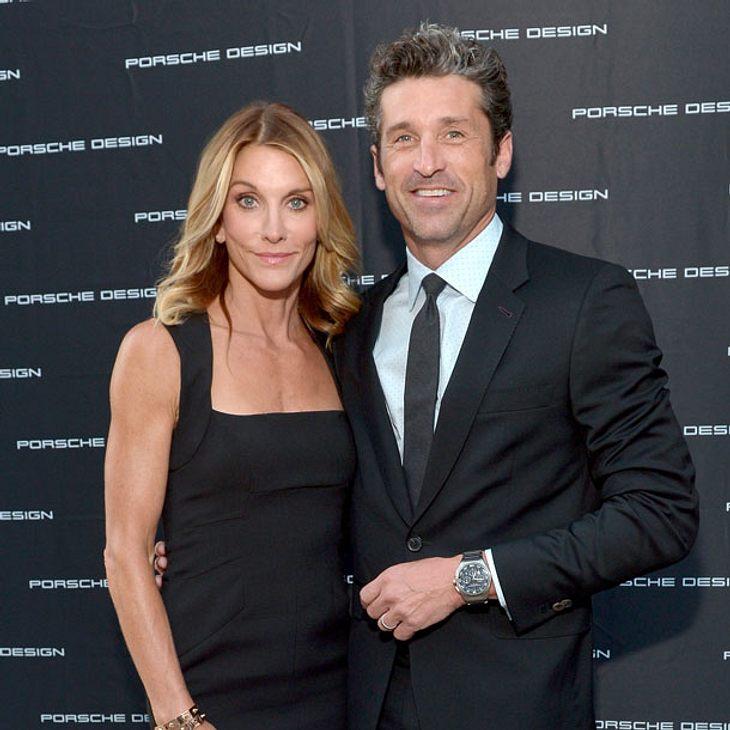 Patrick Dempsey mit Ehefrau Jillian