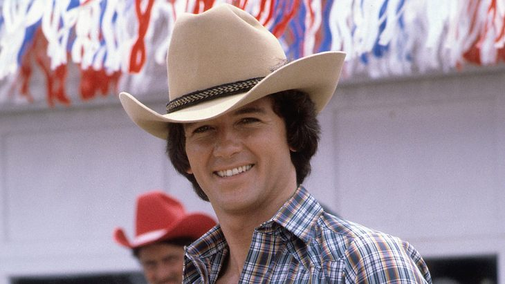 "Patrick Duffy als Bobby Ewing in ""Dallas"""
