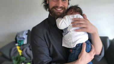 Patrick G. Boll: Süße Baby-News - Foto: Facebook.com / Patrick G. Boll