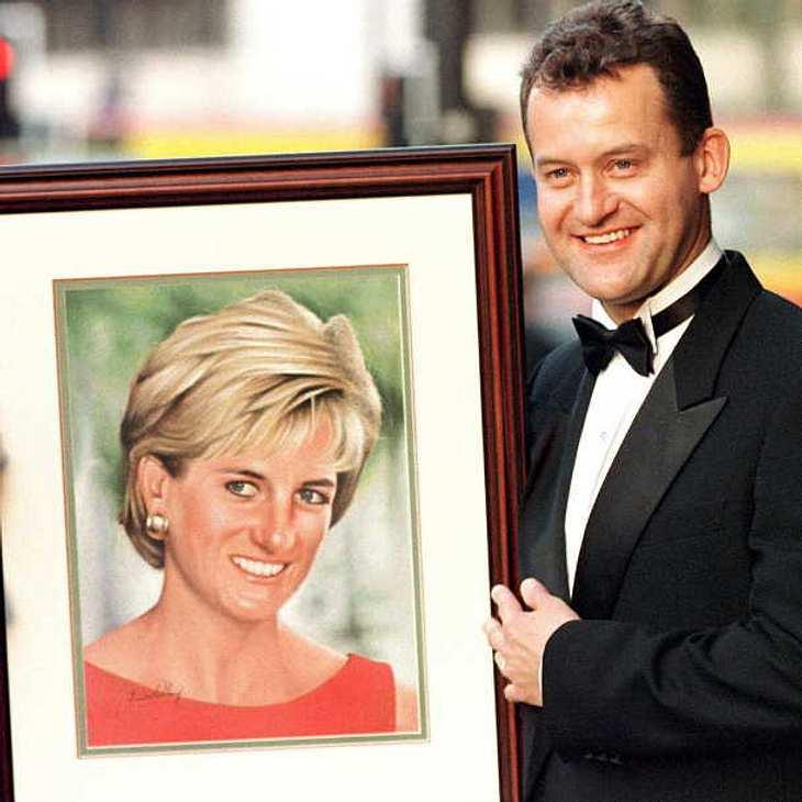 Paul Burrell: Der Butler von Lady Di outet sich als homosexuell und plant Hochzeit mit einem Mann!