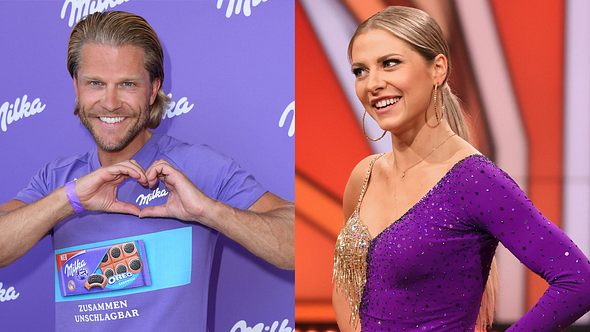 Paul Janke und Valentina Pahde - Foto: Getty Images
