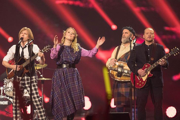 Paul Kelly auf der Bühne