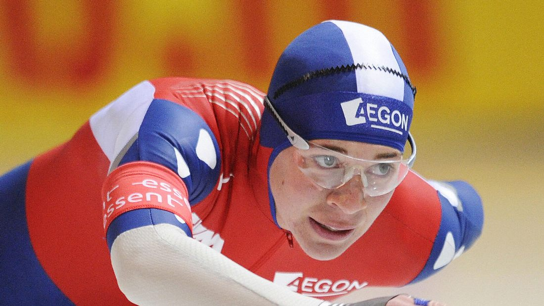 Paulien van Deutekom: Eisschnellläuferin stirbt mit 37 an Lungenkrebs