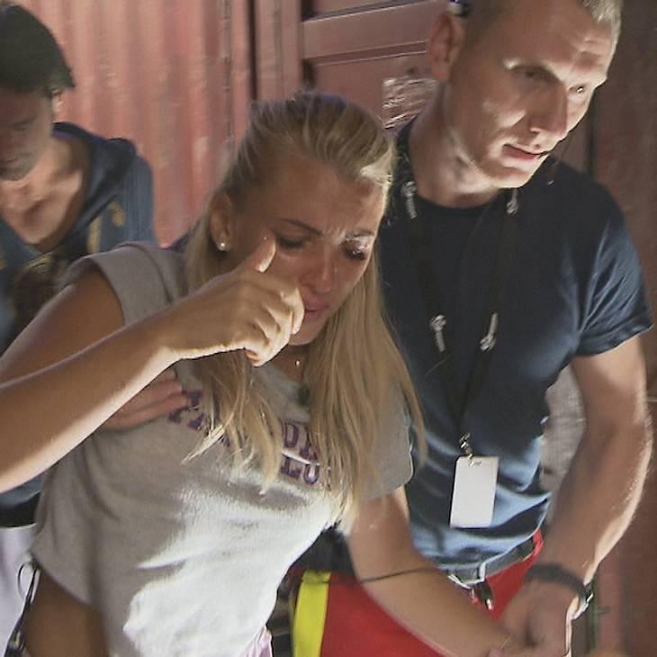 PBB-Schock: Notarzt-Einsatz für Evelyn Burdecki
