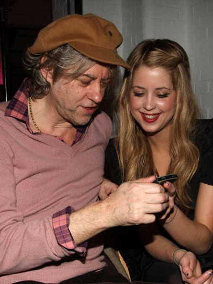 Das sagt Bob Geldof zum Tod seiner Tochter Peaches!