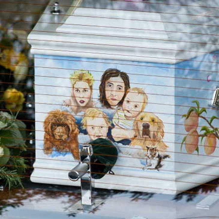 Peaches Geldof: Dieses Familienportrait zierte ihren Sarg
