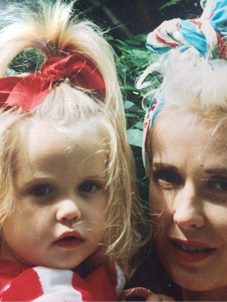 Peaches Geldof war mit ihrer Mutter im Reinen.