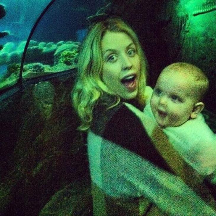 Ein Ausflug in eine Unterwasserwelt begeistert Astala! Er genießt die letzten Monate, in der er seine Mama noch nicht teilen muss.