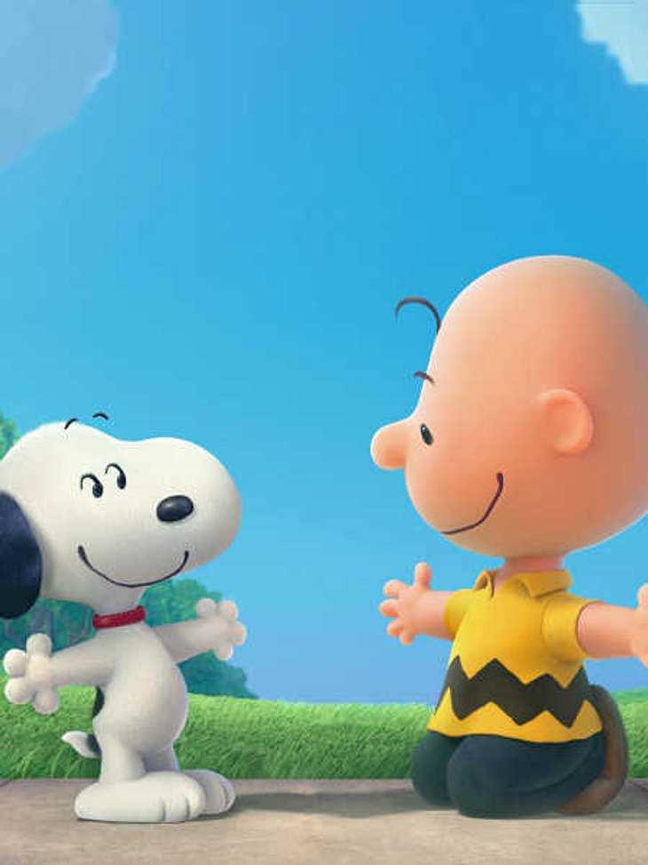 Die Peanuts kommen ins Kino.