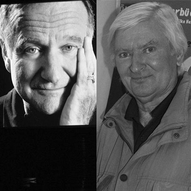Mit Peer Augustinski ist nun auch die Stimme von Robin Williams tot.
