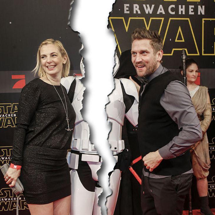 Peer Kusmagk und Freundin Anna haben sich getrennt