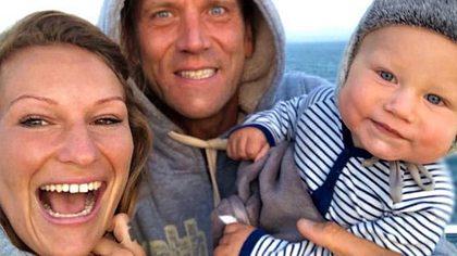 Peer Kusmagk & Janni Hönscheid: Baby Nr. 2! - Foto: Facebook/ Janni und Peer