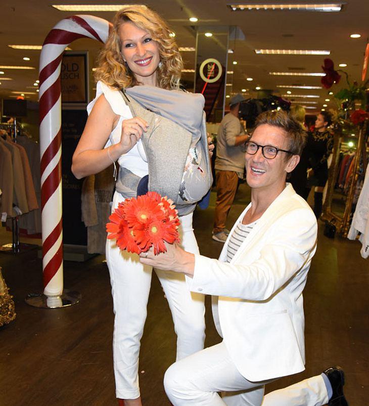 Peer Kusmagk und Janni Hönscheid: Schockierender Auftritt mit Baby