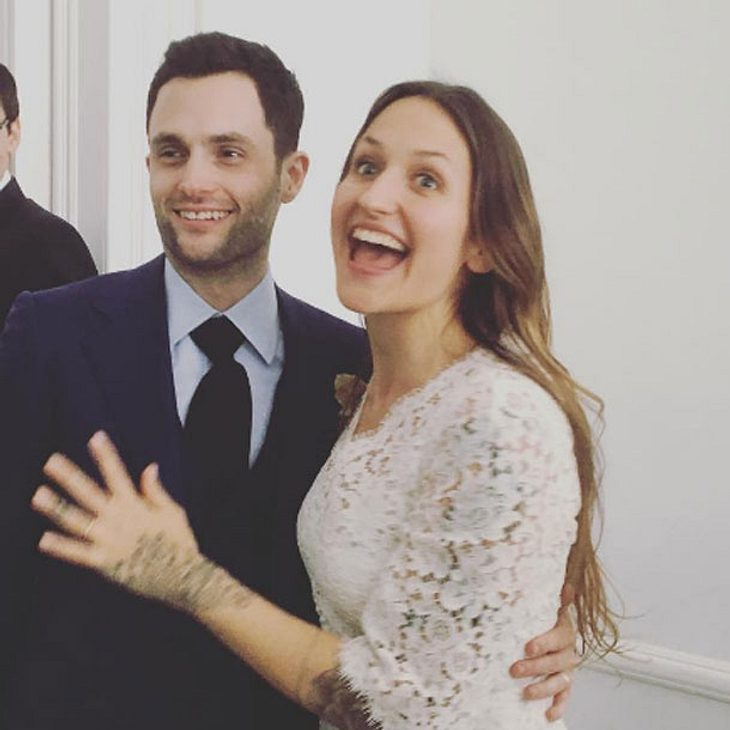 """Gossip Girl""-Star Penn Badgley hat geheiratet"