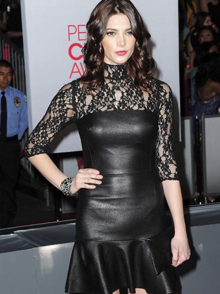 """""""People's Choice Awards"""" 2012""""Twilight""""-Star Ashlee Greene (26) ging mit ihren Kollegen leer aus."""