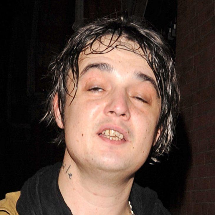 Pete Doherty plant mal wieder, clean zu werden