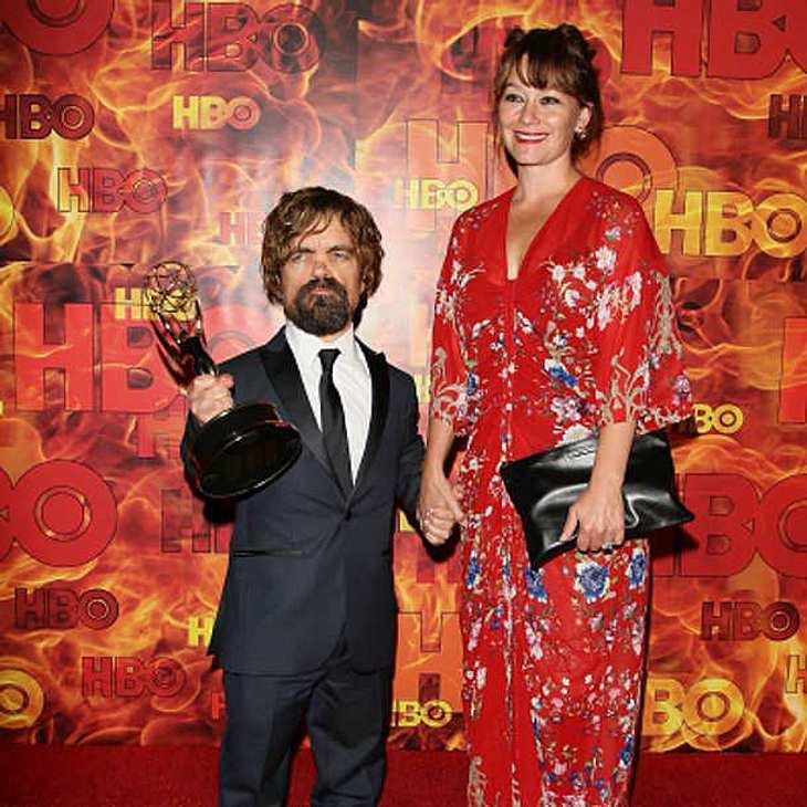 Peter Dinklage Kaugummi Emmys