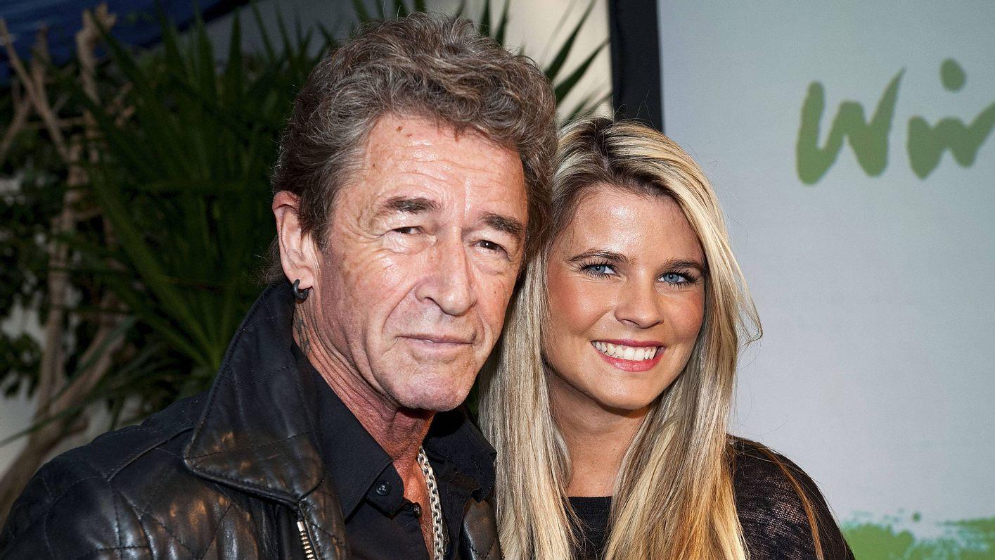 Peter Maffay und seine Freundin Hendrikje Balsmeyer