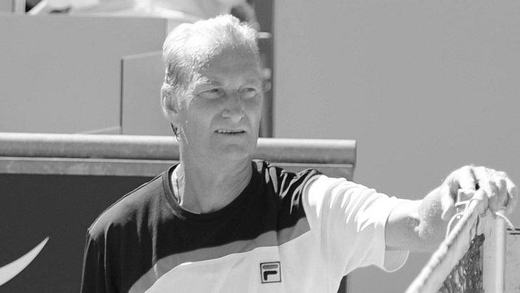 Tennislegende Peter McNamara ist tot!