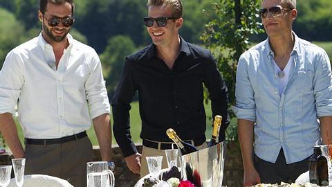 Peter, Paul und Marcel haben die Wahl - Foto: ProSieben