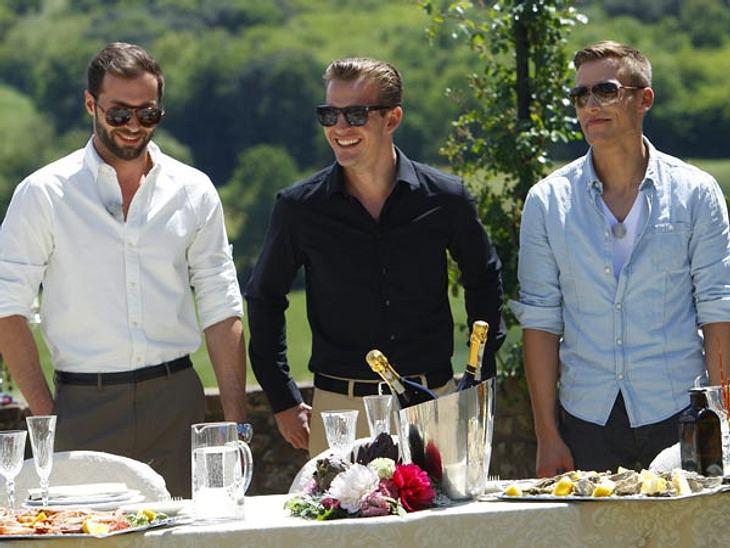 Peter, Paul und Marcel haben die Wahl