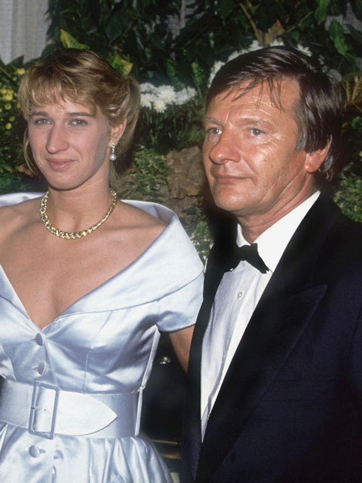 Peter Graf war Trainer und Manager seiner Tochter Steffi