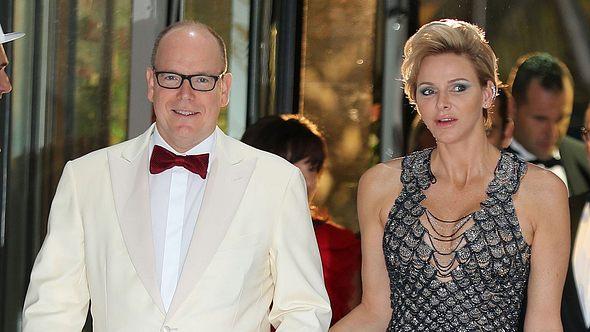 Albert und Charlène von Monaco - Foto: Getty Images