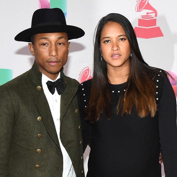 Pharrell Williams Helen Drillinge