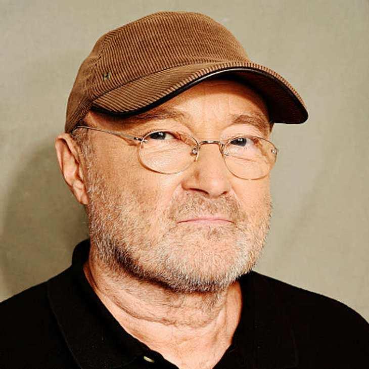 Phil Collins Alkohol