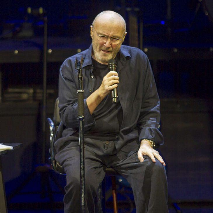 Phil Collins: Große Sorge um den Weltstar!