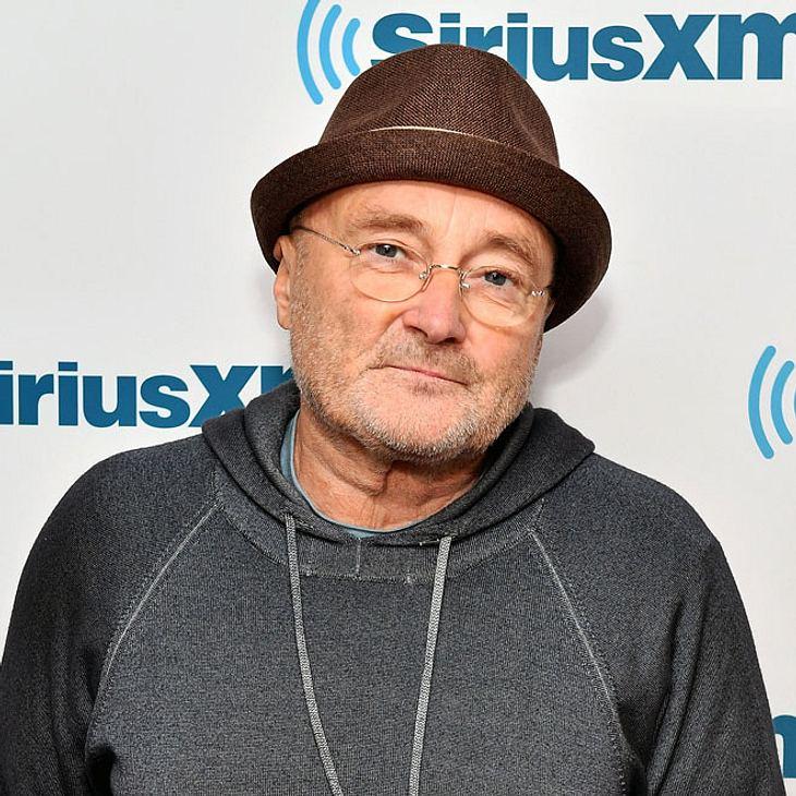 Phil Collins sagt nach Sturz Konzerte ab