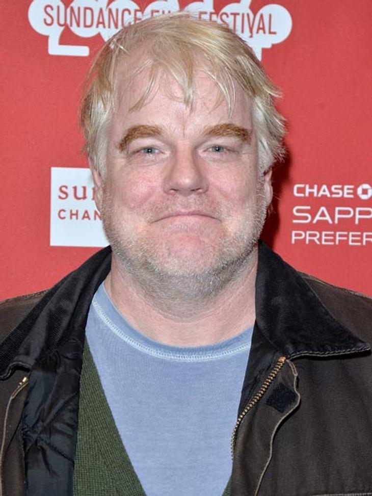 Philip Seymour Hoffmann: Die Polizei nahm vier Personen fest, die im Verdacht stehen, den Schauspieler mit Drogen versorgt zu haben.