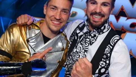 Philipp Boy Bene Mayr Dance Dance Dance Sieg - Foto: RTL / Stefan Gregorowius