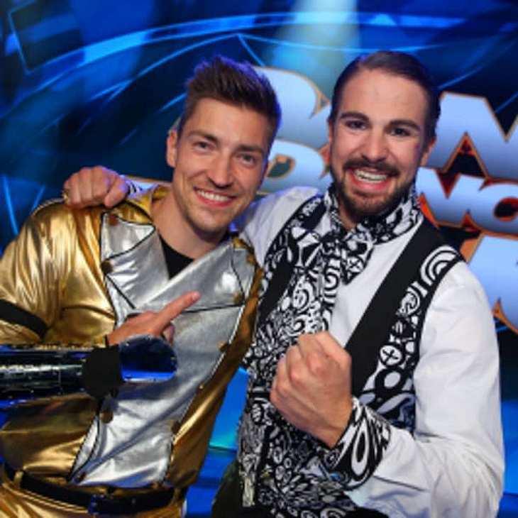 Philipp Boy Bene Mayr Dance Dance Dance Sieg