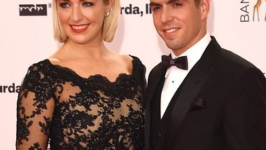 Philipp und Claudia Lahm erwarten ihr zweites Kind - Foto: getty