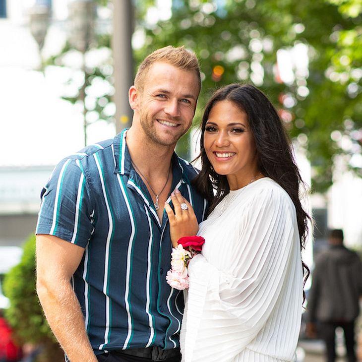 Philipp Stehler & Pamela: Erster Auftritt als Paar