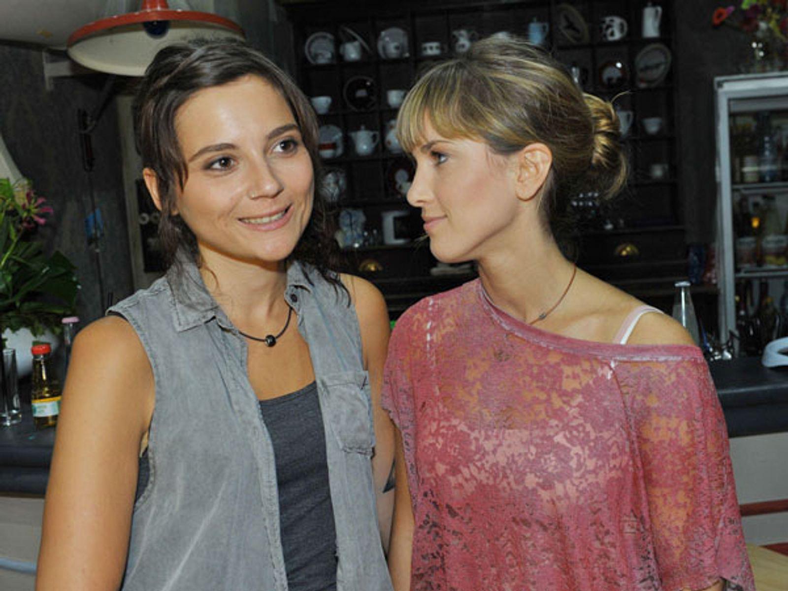 GZSZ: Pia und Anni haben Sex! | InTouch