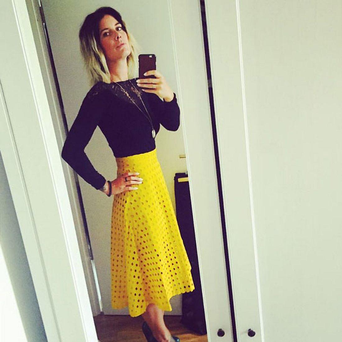 Ist Pia Tillmann zu dünn?