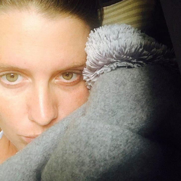 Pia Tillmann: Große Sorge um die schwangere Schauspielerin