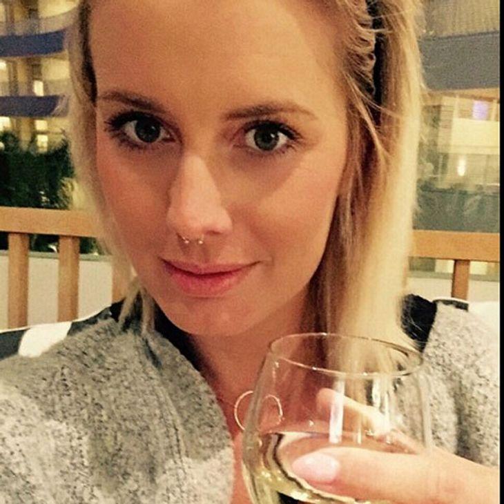 Pia Tillmann zeigt sich extrem dünn auf Instagram