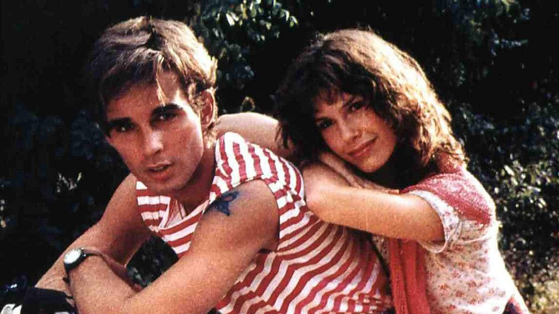Pierre Cosso und Bonnie Bianco in Cinderella 87