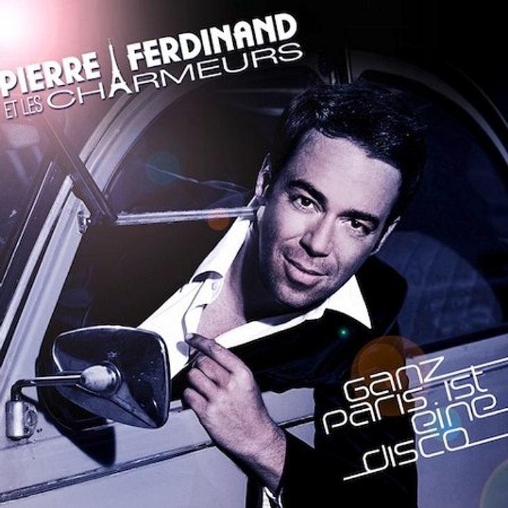 """Bundesvision Songcontest 2011Piere Ferdinand et le Charmeurs mit """"Ganz Paris ist eine Disko"""" für das SaarlandEigentlich kommen die Jungs aus Frankreich, ihren Lebensmittelpunkt haben sie in Hamburg. Doch ihre Wurzeln sehen sie im"""